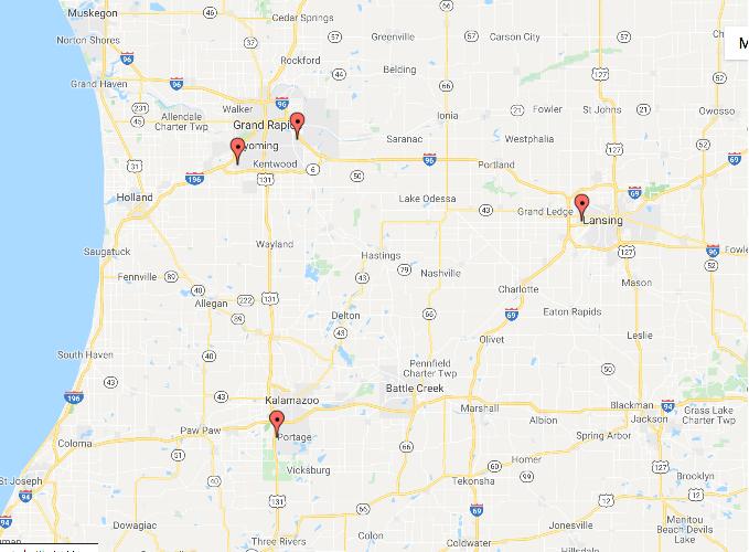 GR Center for Vein Restoration Google Maps