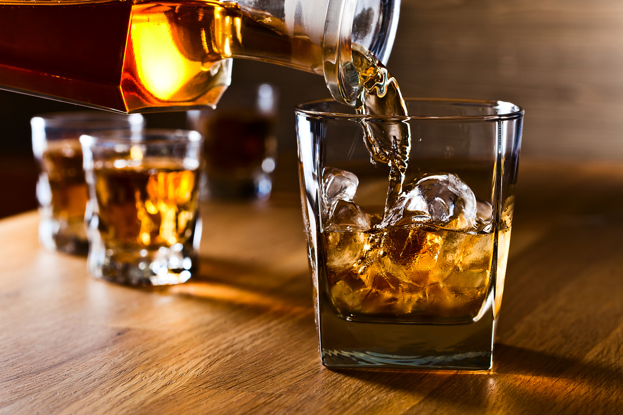 Alcohol makes rls worse