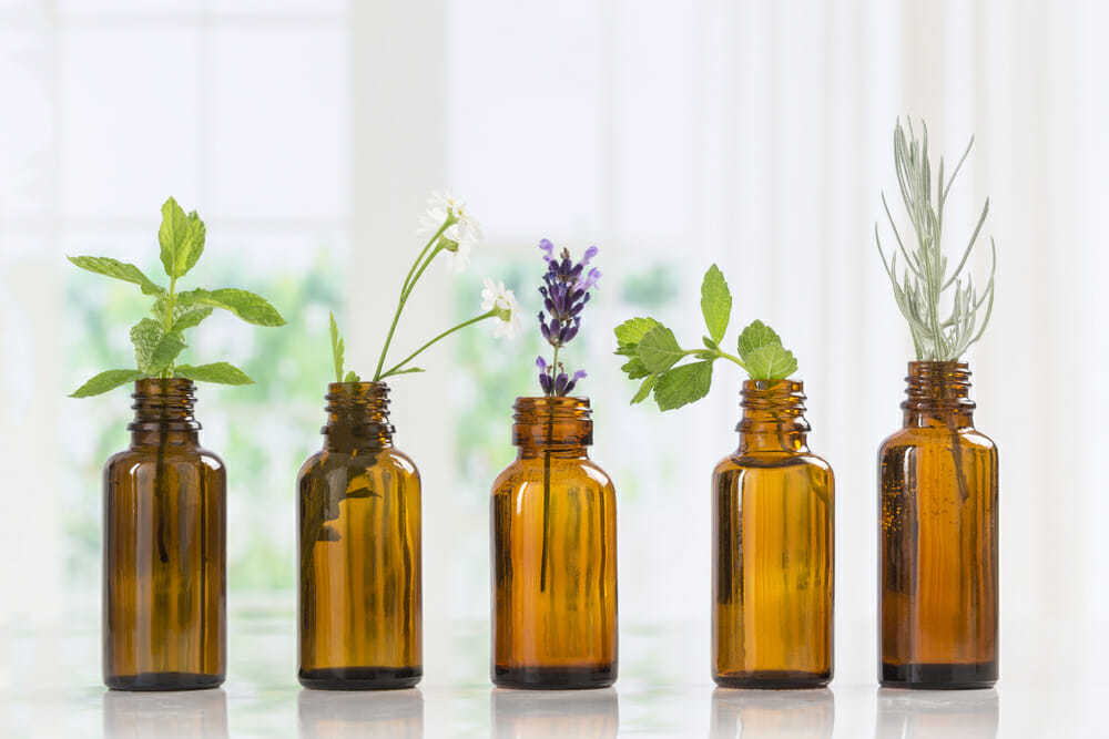 essential oils for veins