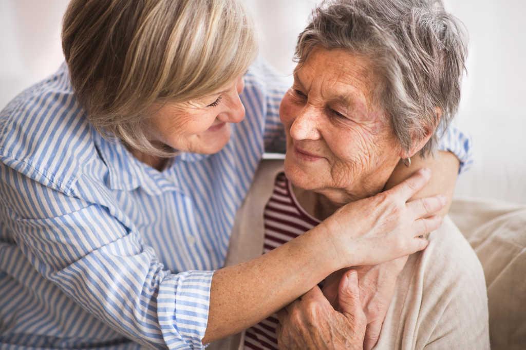 cuidado de las venas de los ancianos