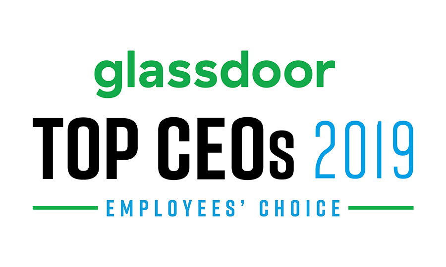 Glassdoor top ceo winner
