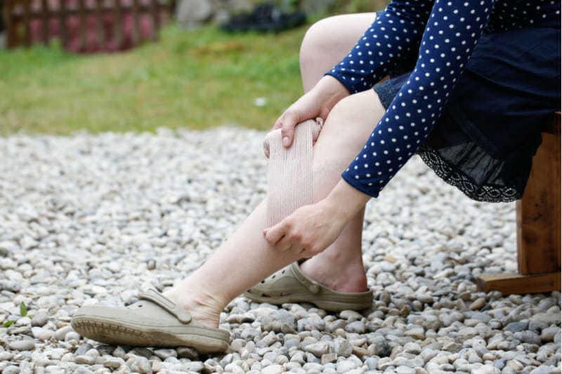 Tratamiento para venas piernas mujer