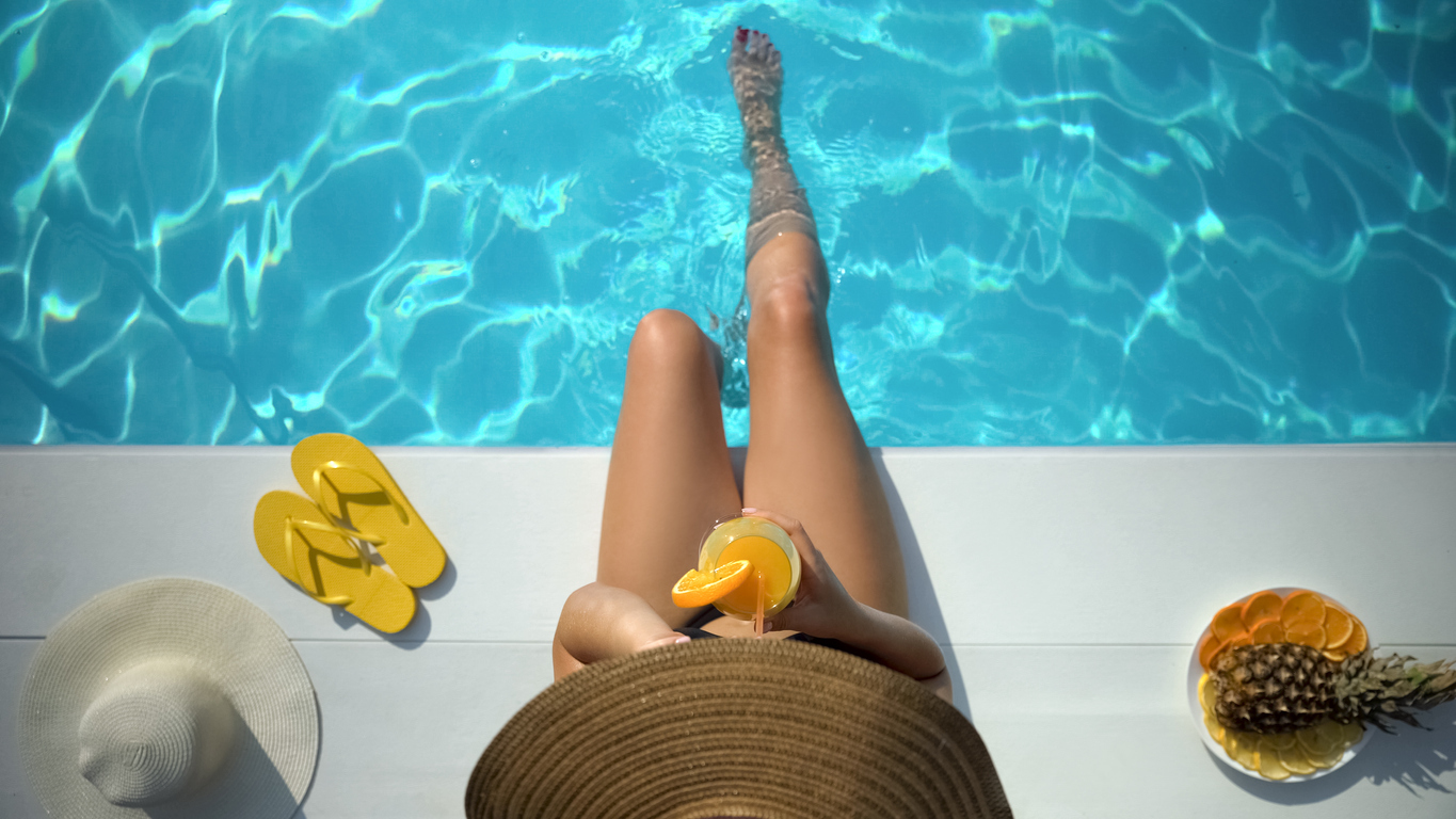 Summer legs heat varicose veins
